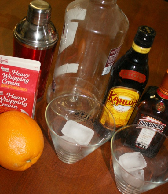 Orange Russian by Curtis Stone