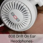 Time to Rock out with 808 Drift Headphones