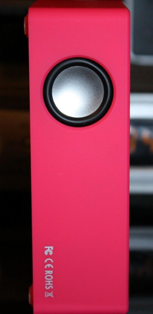 Magic Sound Box side speaker