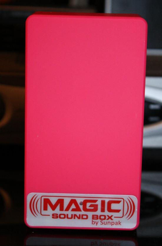 Magic Sound Box