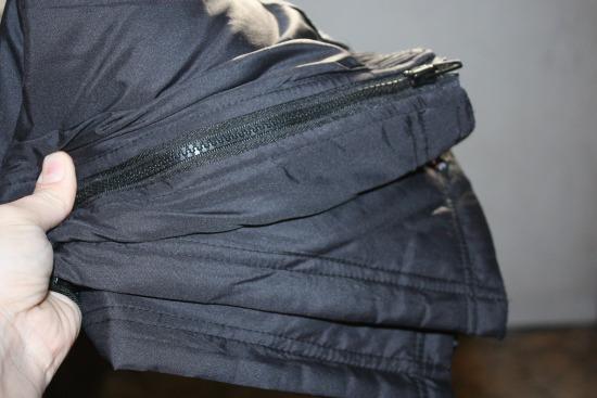 Comfort Skirt folded up