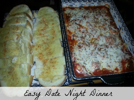 Make Date Night in Just as Special as Date Night Out #AD #KYDateNight