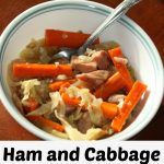 Ham and Cabbage Stew