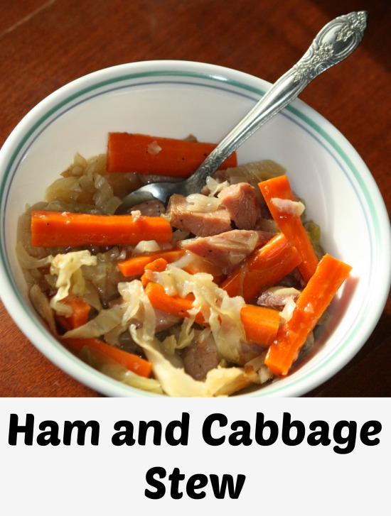 Ham and Cabbage Stew From The Spring Mount 6 Pack
