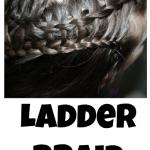 Ladder Braid- Cute Hairstyles for girls
