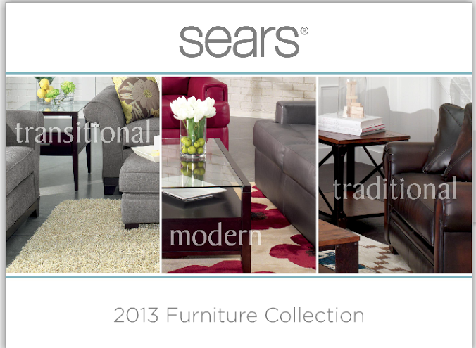 Sears furniture colllection
