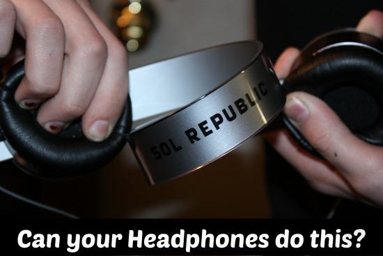 Tracks Headphones from SOL REPUBLIC