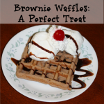 Brownie Waffle Recipe: A Perfect Treat