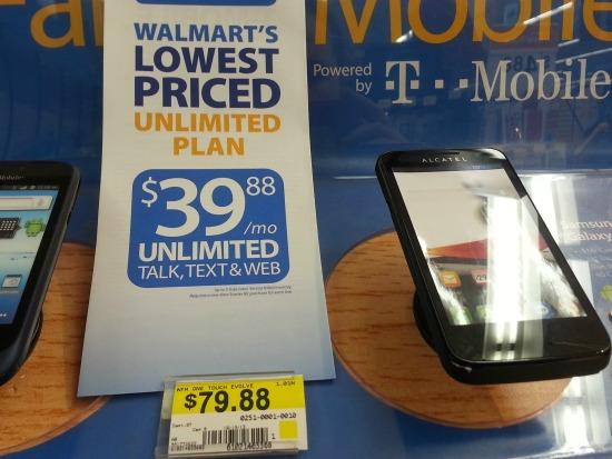Evolve- Smart Phones for under 100