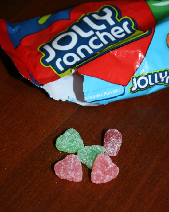 Jolly Rancher Sour Heart