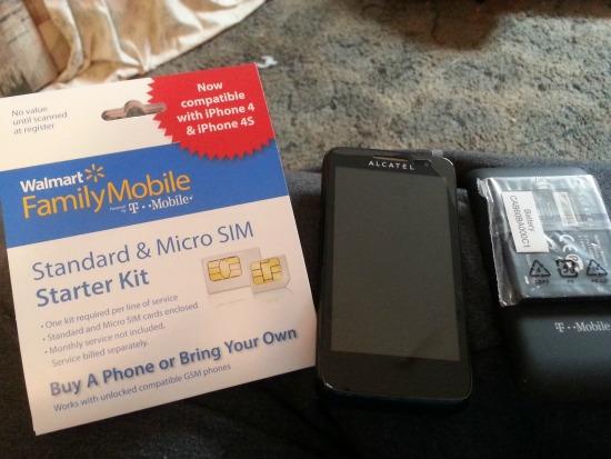 New Evolve phone for the Family Mobile  #FamilyMobile #shop