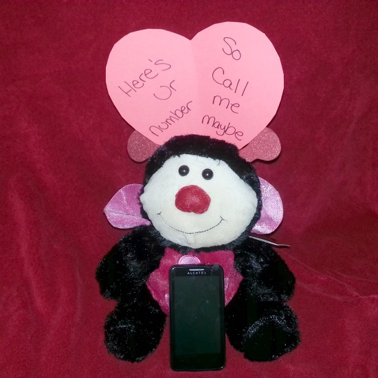 This Valentine's Day give the gift of Family with Walmart's  #FamilyMobile #shop