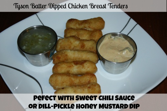 AD: Tyson Batter Dipped Chicken Breast Tenders #AD