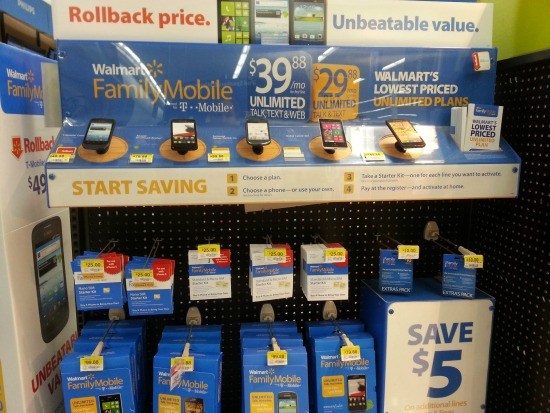 Walmart Family Mobile phones  #FamilyMobile #shop