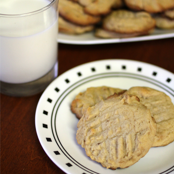 Easy Yummy Peanut Butter Cookie Recipe