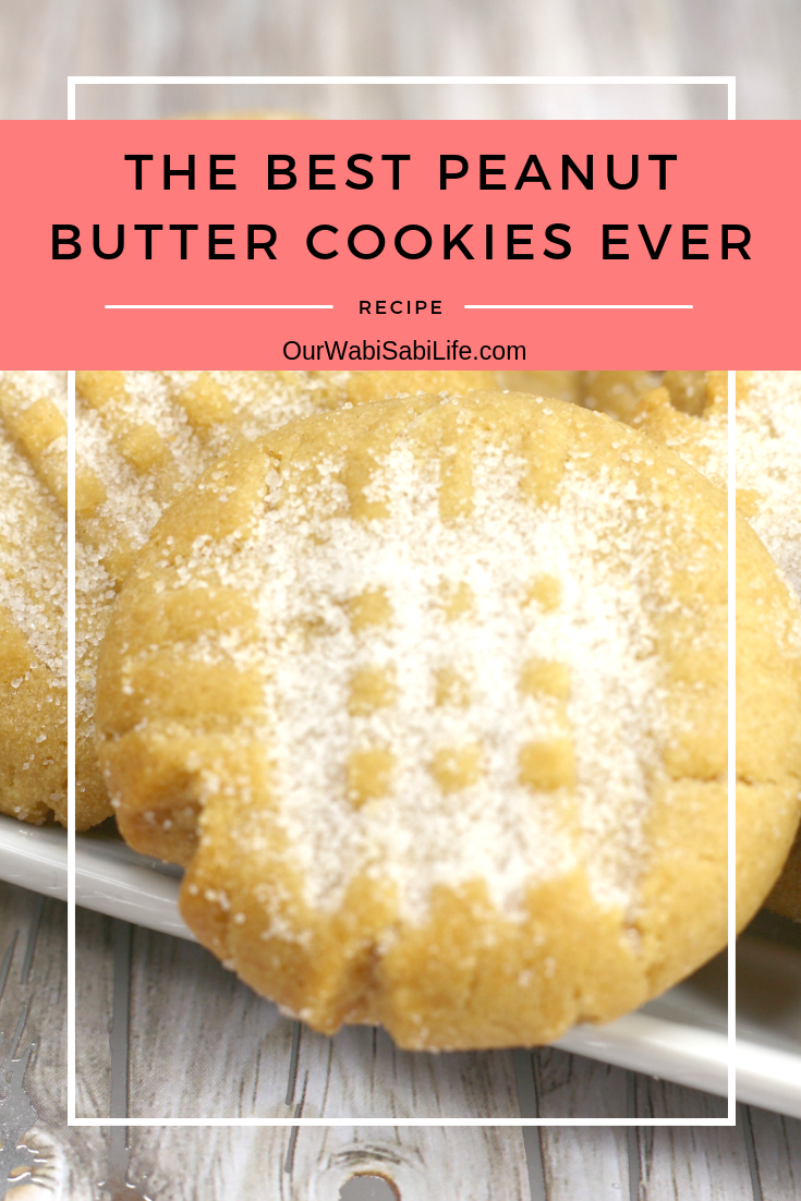 Looking for an easy Peanut Butter Cookies Recipe My recipe for the best peanut butter cookies ever is going to be the only recipe for soft peanut butter cookies you ever need.