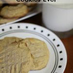 The best Peanut Butter Cookies Recipe