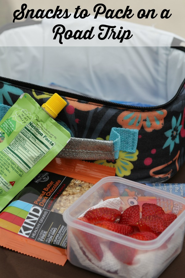 Snacks to pack on a toad trip
