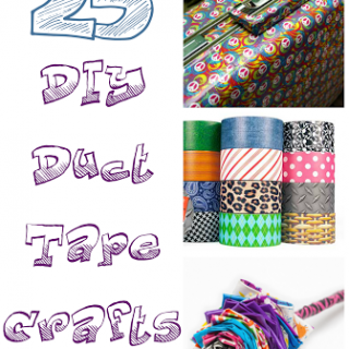 25 Free Duct Tape Crafts