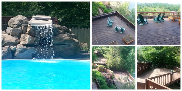 Places to relax while at The Chateau Resort in the Poconos
