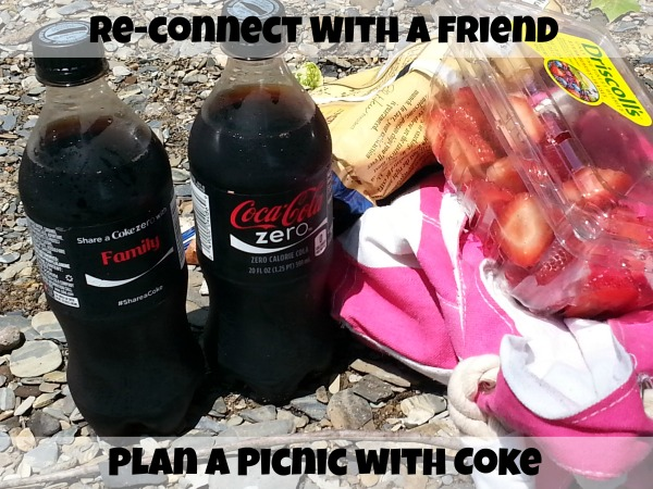 Plan a picnic with Coke #ShareItForward #CBias #Shop