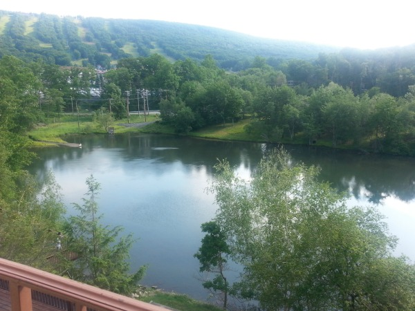 The View at The Chateau Resort in the Poconos