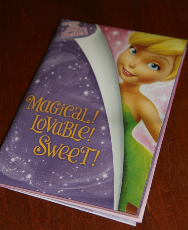 Celebrating with my girl in a BIG way Cards for Kid- Tinkbell