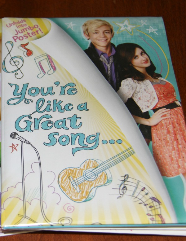 Celebrating with my girl in a BIG way Cards for Kids- Austin and Ally #Shop