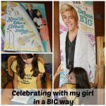 Celebrating with my girl in a BIG way: Cards for Kids