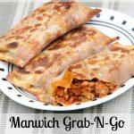 Easy Weeknight Meals Manwich Grab-n-Go Sandwiches