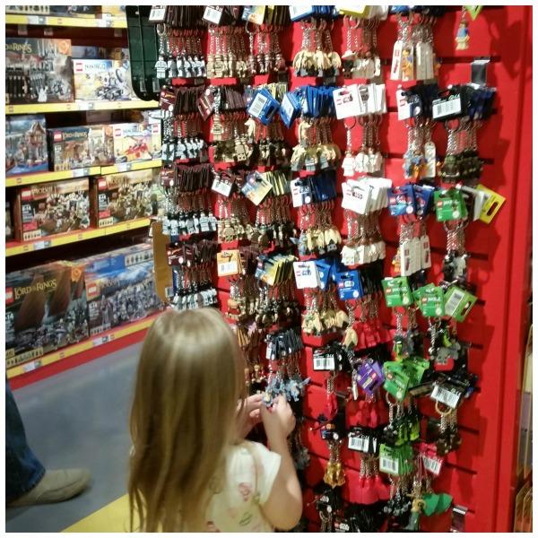 LegoLand Store in NY