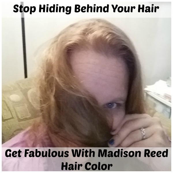 Stop hiding behind your hair
