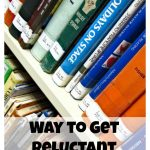 Way to Get Reluctant Readers to Read