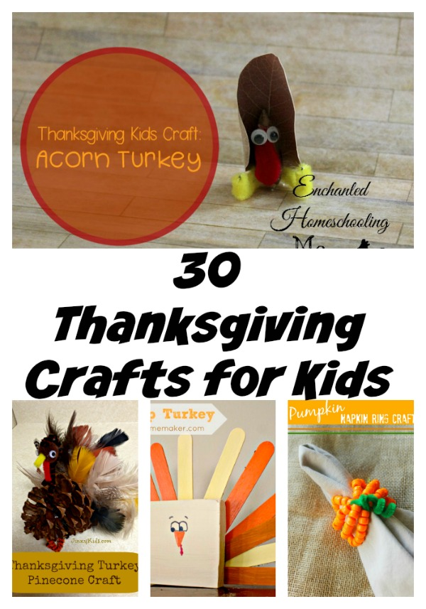 Want easy Thanksgiving Crafts for Kids? Kids will love these kids' Thanksgiving crafts. It is a way to teach kids the idea of thankfulness while enjoying Thanksgiving.