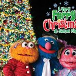 Sesame Place Celebrate Christmas with A Very Furry Christmas