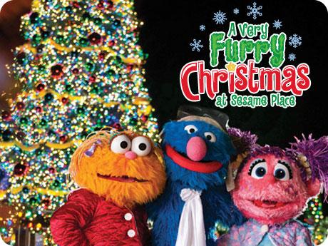 A very furry Christmas