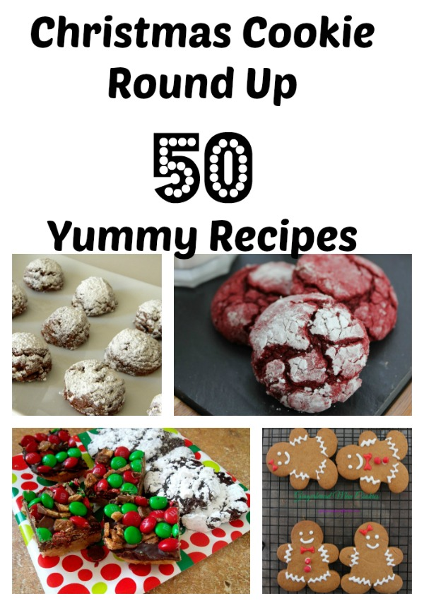 Ready to make Christmas cookies? These Christmas cookies are the best Christmas cookies that everyone will. You will love these 50 cookie recipes.