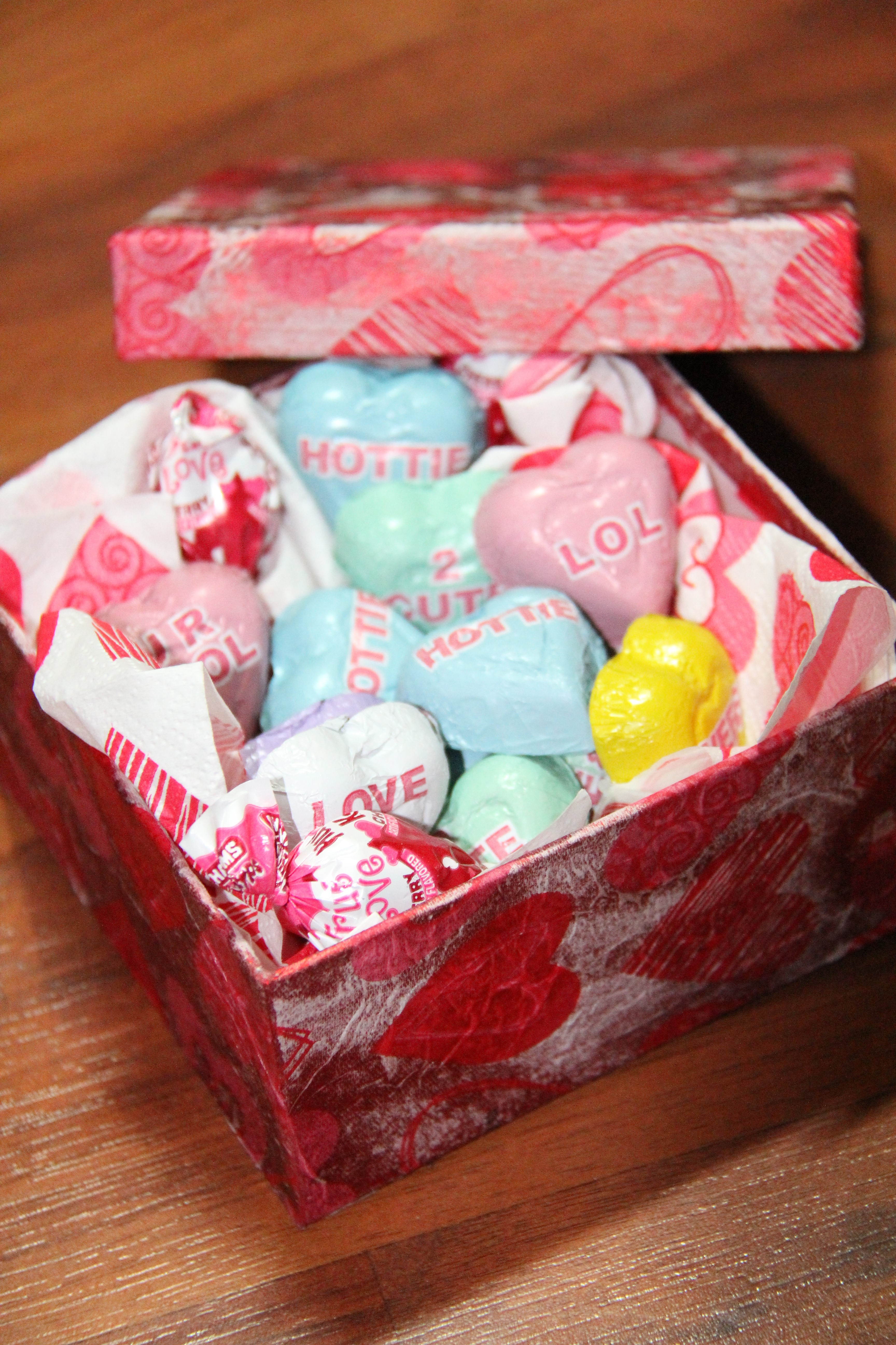 Valentine S Day Craft Box Valentine S Day Craft That Is Great For Gifts
