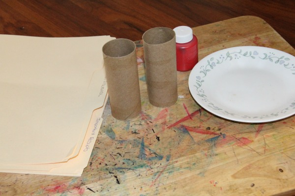 Valentines Day Stamp : Make Heart Stamp DIY Recycled Heart Stamp. Make the kids a Recycled toilet paper roll DIY heart Stamp. Perfect recycled craft