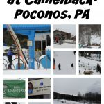 Enjoying Winter at Camelback- Poconos, PA