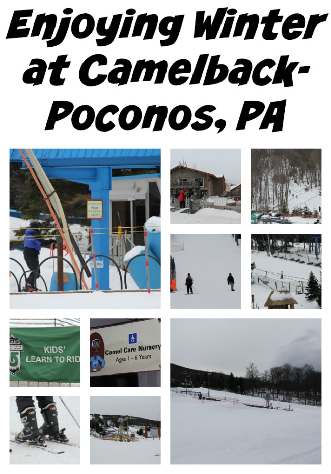 Ski resorts in PA- Camelback- Things to do in the poconos