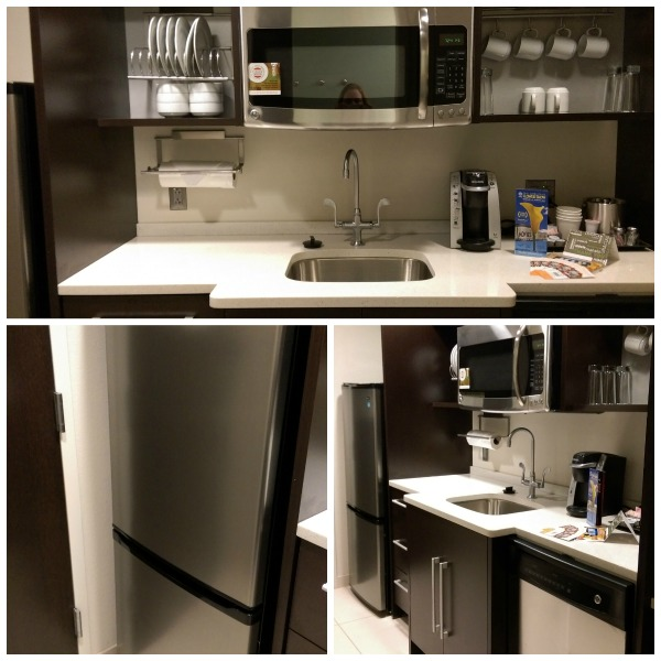 Home2Suites- family friendly hotel in Philadelphia- Kitchen