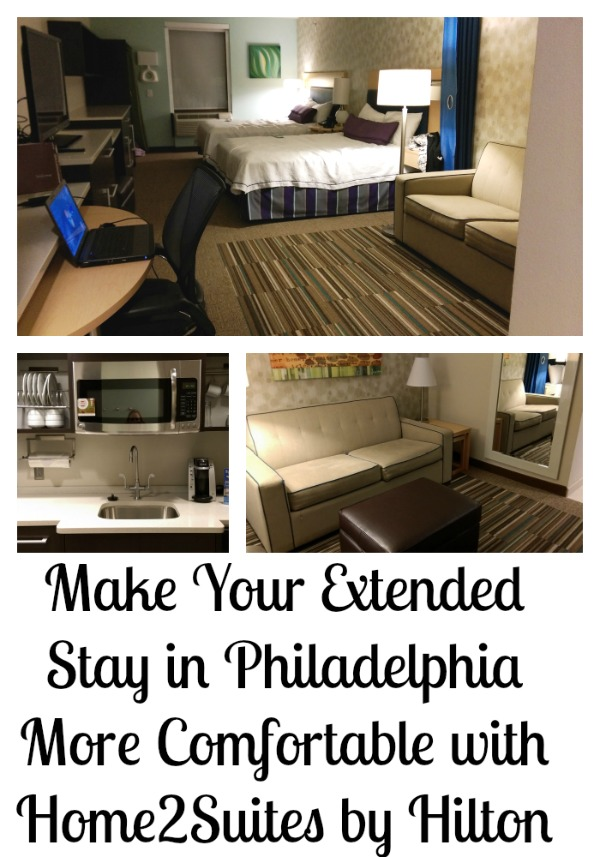 Make Your Extended Stay in Philadelphia More Comfortable