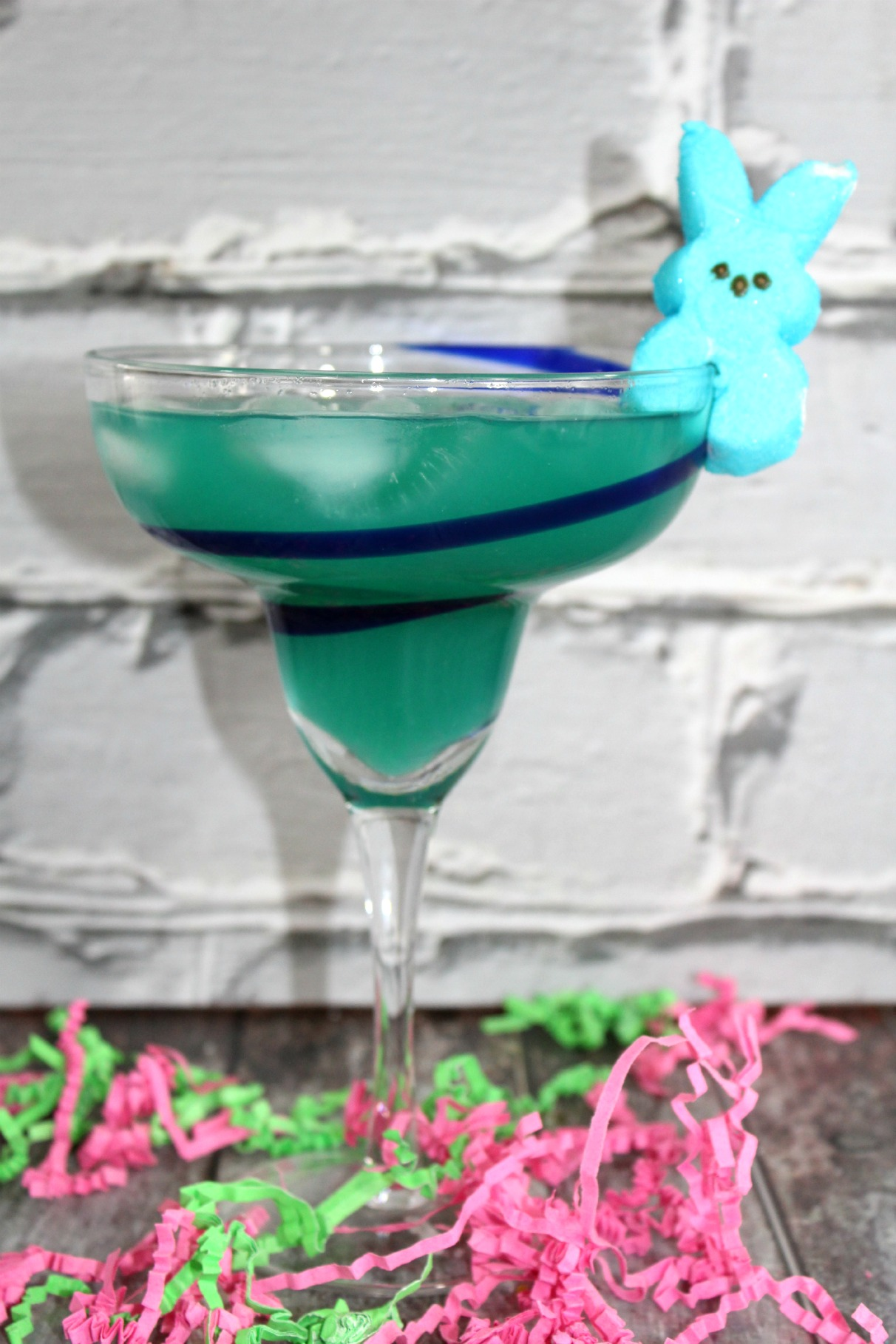 Love Peeps Enjoy this Peep flavored cocktail that is perfect for Easter time.