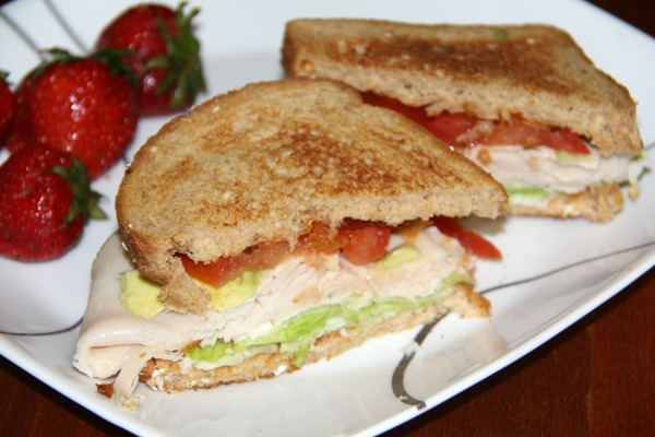 Turkey, Avocado, BLTs final