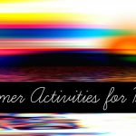 Summer Activities for Baby
