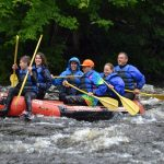 White Water Rafting on the Lehigh River