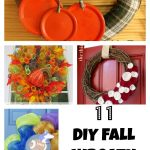 11 DIY Fall Wreath Ideas