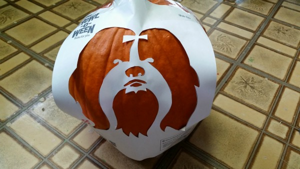 PETrify Your Pumpkin for Halloween- shiz tzu template