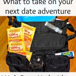 Adventure Date Ideas and What to Take With You